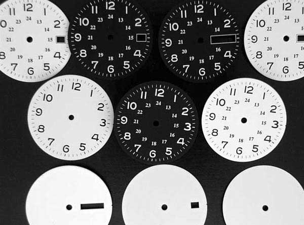 Dials to Fit Case Styles 1, 2,...